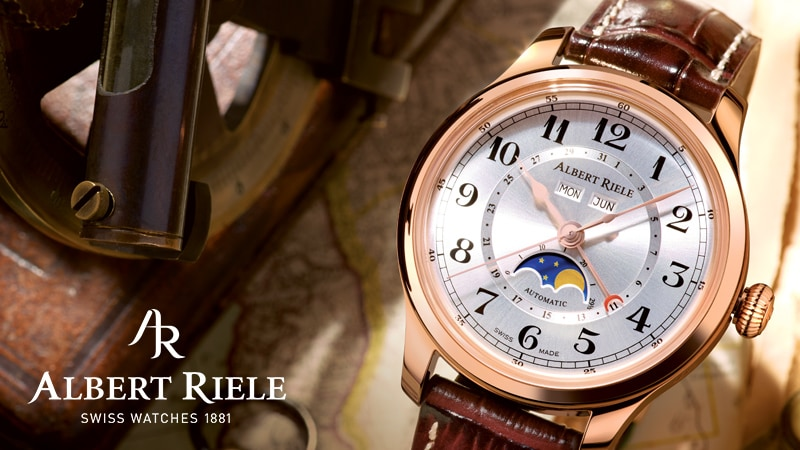 Albert Riele Watches