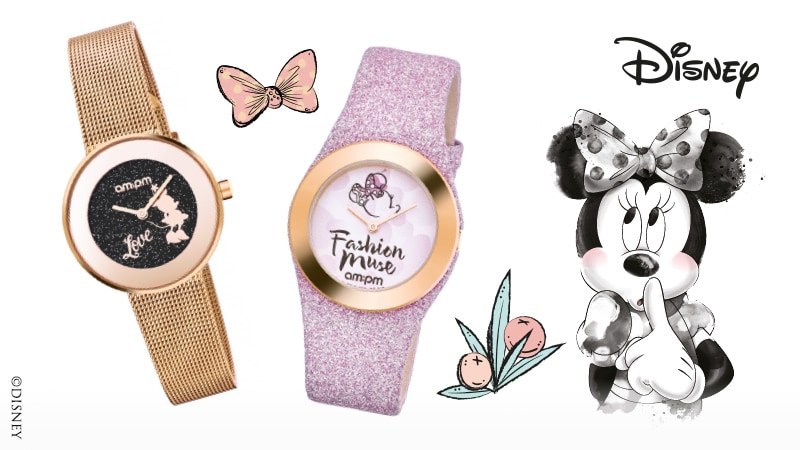 AM:PM Disney Watches