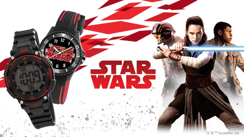 AM:PM Star Wars Watches