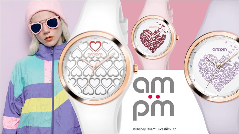 AM:PM Watches